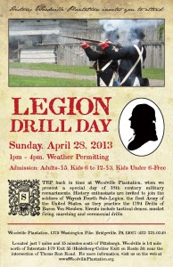 LegionDrillDay Flyer